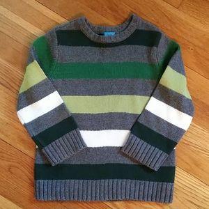 Little boys knit sweater
